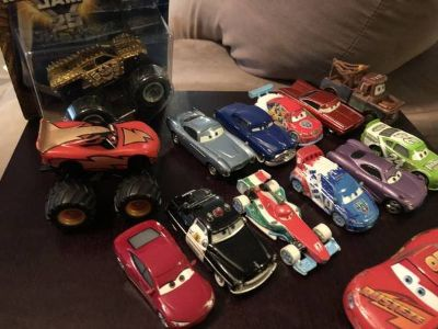 Cars movie toy race cars and more