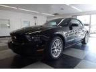 Used 2012 Ford Mustang Premium Convertible