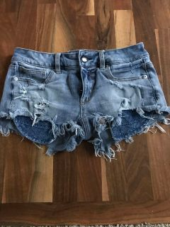 American Eagle size 2