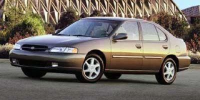 1999 Nissan Altima GLE (Platinum Metallic)