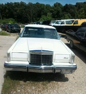 Buy 1982 Lincoln Mark VI collectable car motorcycle in Eldon, Missouri, United States