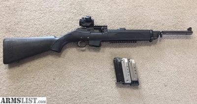 For Sale/Trade: Ruger PC9 Carbine