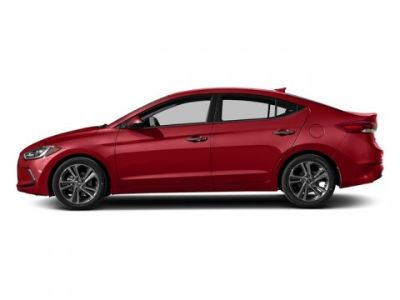 2018 Hyundai Elantra Limited (Scarlet Red)