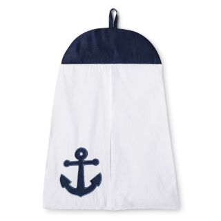 Sweet Jojo Anchors Away diaper stacker. Excellent condition. Cross posted.