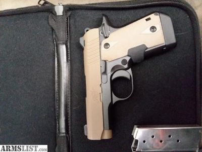 For Sale: Kimber Micro 1911 9mm with crimson trace