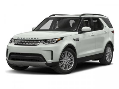 2018 Land Rover Discovery HSE (White)