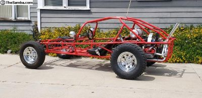 2 seat vw buggy