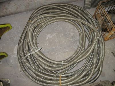 s&s braided hose cover