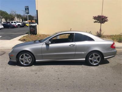 2004 Mercedes-Benz CLK