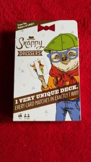 BNIP Snappy Dressers Card Game $3