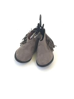 NWT BROWN TODDLER TASSEL BOOTS