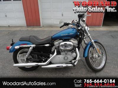 2006 Harley Davidson XL 883 Sportster