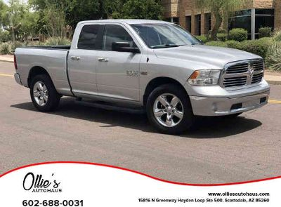 Used 2015 Ram 1500 Quad Cab for sale