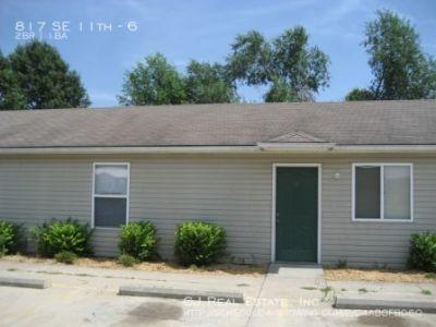 Apartment Rental - 817 SE 11th