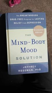 Depression book and ways to help and heal