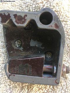 used door latch