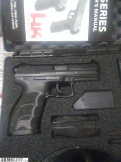 For Sale: HK P30 NIB plus 200 rounds winchester ranger ammo