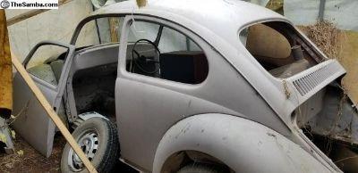 1971 Standard VW Bug Project FREE