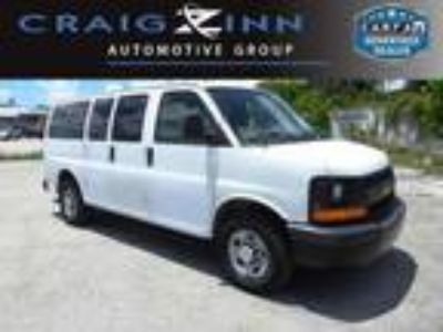 used 2015 Chevrolet Express Van for sale.