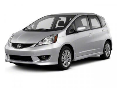 2011 Honda Fit Sport (Black)
