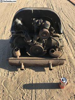 Early Bug engine