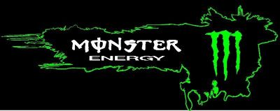 Sell MONSTER ENERGY GRAPHIC VINYL DECAL FOR SIDE OF CAR motorcycle in Independence, Kentucky, US, for US $54.99