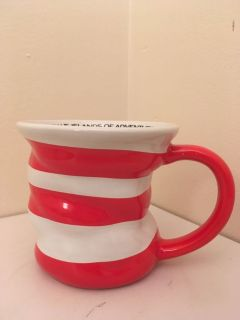 Cat in the Hat Coffee Mug