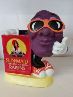 California Raisins Bank 2236-284