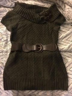 Olive green, size women s large