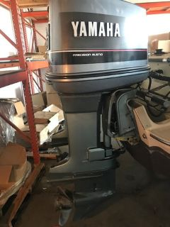 Twin '88 Yamaha 200s $3000 w/controls, tachs, and props