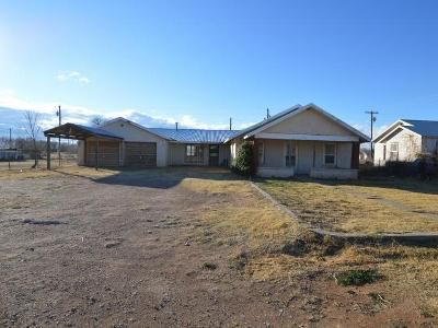 3 Bed 2 Bath Foreclosure Property in Melrose, NM 88124 - N 3rd St
