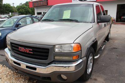 2005 GMC Sierra 1500 Work Truck (Beige)