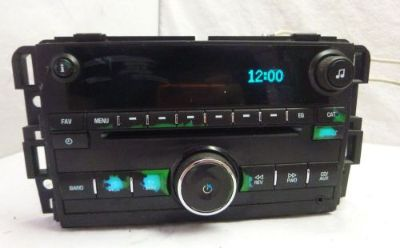Sell 07-11 Chevrolet GMC Silverado Sierra Tahoe Yukon Radio CD Player 15868808 BU519 motorcycle in Williamson, Georgia, United States, for US $180.00