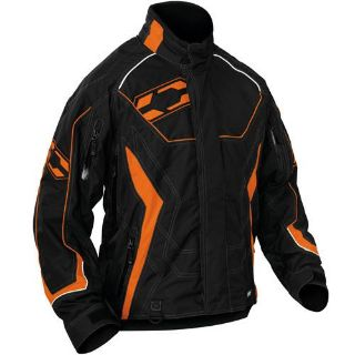 Purchase CASTLE X ORANGE CHARGE MENS WINTER SNOWMOBILE JACKET X LARGE 70-0188 motorcycle in Saint Paul, Minnesota, US, for US $229.95