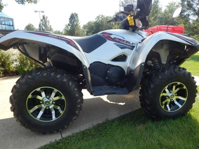 2018 Yamaha Grizzly EPS LE Utility ATVs Concord, NH