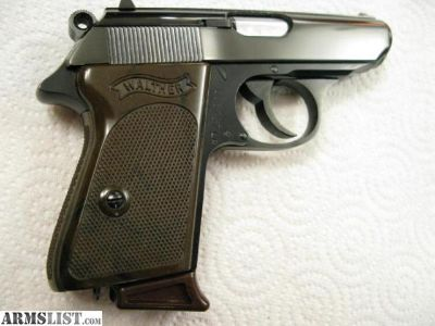 For Sale: Walther Ppk-L Dural .22 LR New In Box Germany 1968