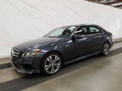 2016 Mercedes-Benz E-Class For Sale