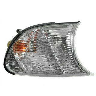 Buy 02-03 BMW 325CI 330CI 04-06 M3 Clear Corner Parking Light Lens Right RH NEW motorcycle in Gardner, Kansas, US, for US $21.95