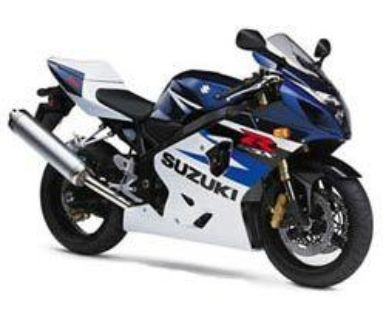 2004 Suzuki GSX-R750 SuperSport Motorcycles Eden Prairie, MN