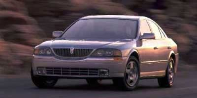 2000 Lincoln LS Base (Gray)