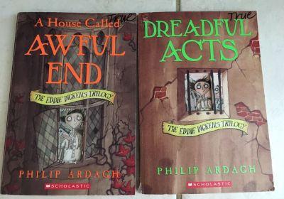 The Eddie Dickens Trilogy books 1 & 2
