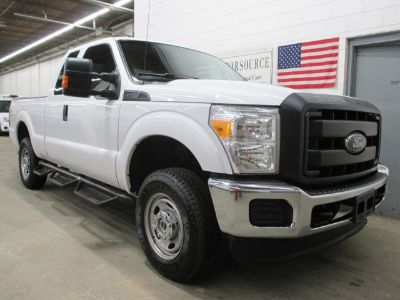 2015 Ford Super Duty F-250 XL 4WD Ext Cab Short Bed