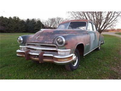 1951 Chrysler Imperial Crown