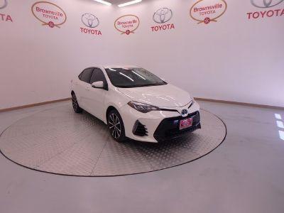 2017 Toyota Corolla L (Blizzard Pearl)
