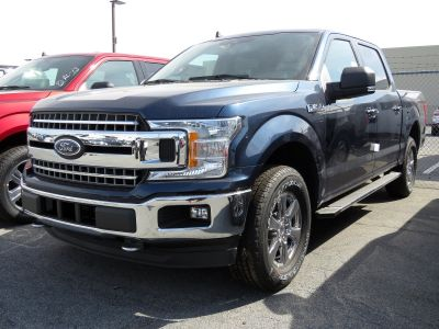 2019 Ford F-150 XL (Blue Jeans)