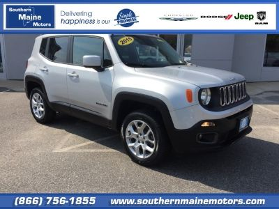 2015 Jeep Renegade Latitude (Glacier Metallic)