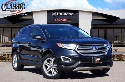 2015 Ford Edge Titanium (BLACK)