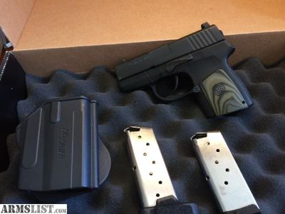 For Sale: Sig Sauer P290RS 9mm