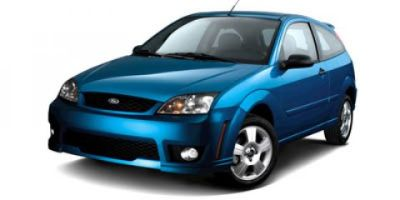 2007 Ford Focus ZX3 S (BLACK)