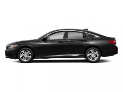 2018 Honda ACCORD SEDAN LX 1.5T (Crystal Black Pearl)